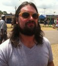 May 4, 2012 - Clay Cook at the  New Orleans Jazz & Heritage Festival Photo by Coy Bowles